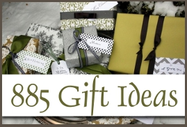 885 Gift Ideas