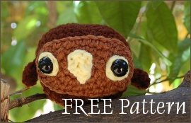 FREE little owlet crochet pattern
