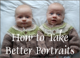 Take better portraits