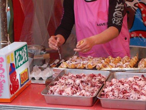 Mmm, octopus...balls?