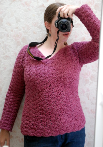 Mah gorgeous sweater