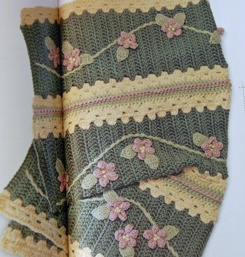 wild rose blanket