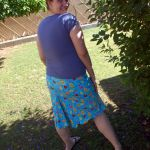 Pajama Pants Into Skirt  all pattern
