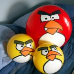 Angry Birds Balls  all pattern