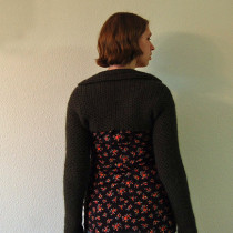 English Garden Shrug by Melissa Mall