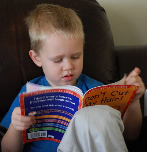 how to teach my child to read better