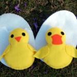 Cheep! Cheep! Quack!