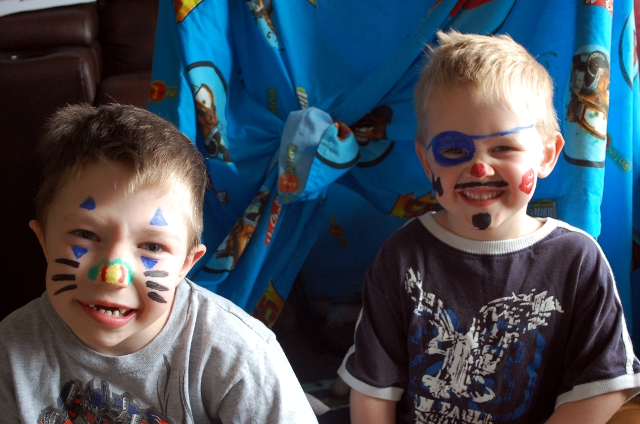 Kids are fun!