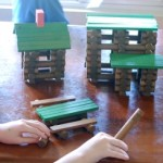 Lincoln Logs!