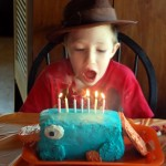 My Perry the Platypus Cake