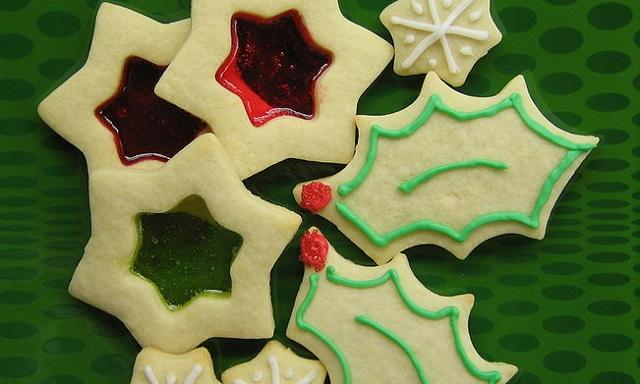 Christmas Cookies, yum!