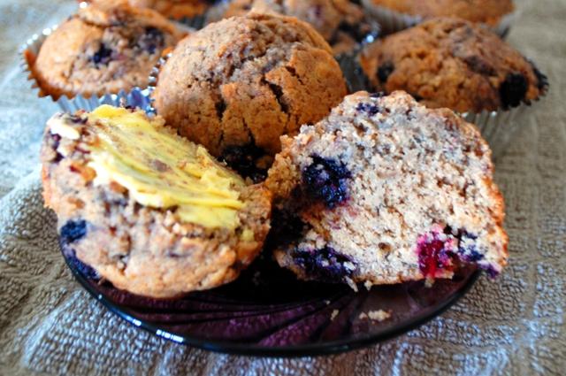 Tasty, tasty muffins.