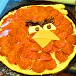 Angry Pizza (Pizza Birds?)