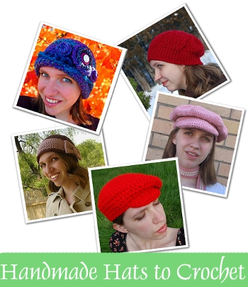 Handmade Hats to Crochet