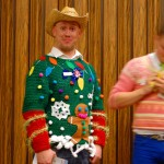 'Ugly' Sweater Contest Winner