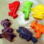 How to Make Crayons in a Hard Plastic Mold