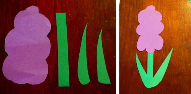 How to Make Paper Hyacinths and More Flowers