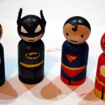 Secret Bedtime Peg Dolls