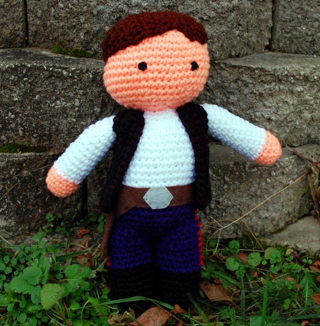 My Friend Han Solo by Melissa Mall