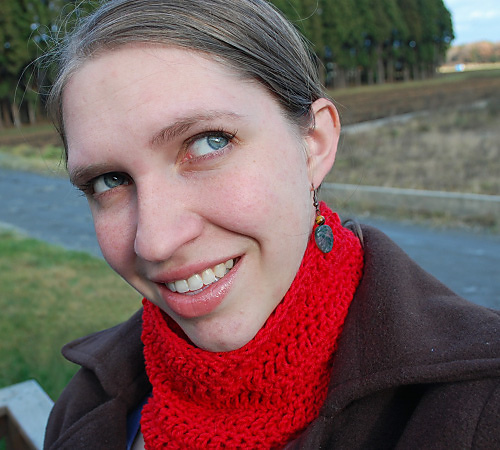 Simple Speedy Cowl by Melissa Mall