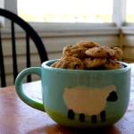(Mini) Mini Chocolate-Chip Cookies
