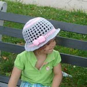 Sun Hat from Beginner-crochet-patterns.com