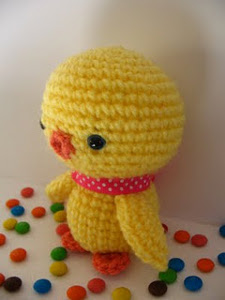 Baby Chick from jenyandteddy