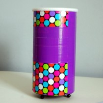 Make it in Minutes: Duct Tape Headband Holder