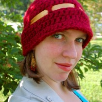 Cabernet Cloche by Melissa Mall - Free Crochet Pattern
