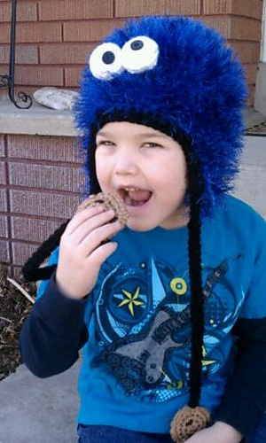Have a Cookie Hat from Ravelry