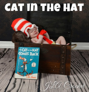 Cat in the Hat Set from Ravelry